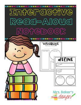 Interactive Read Aloud Notebook