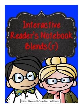 Interactive Reader's Notebook-Blends r