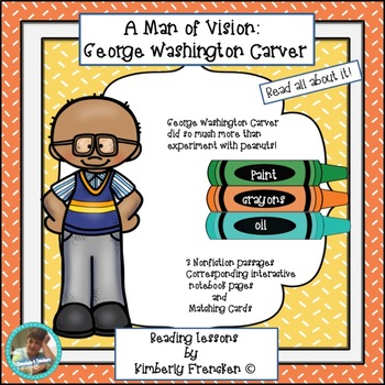 Interactive Reading Mini-lesson: George Washington Carver