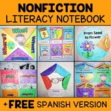 Literacy Interactive Notebook for Nonfictoin Literature