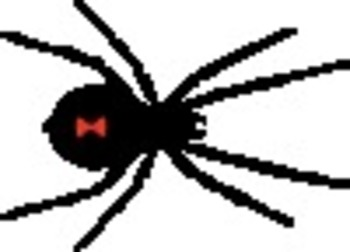 Interactive SMARTboard sort Spiders and Insects