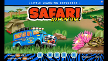 Safari Adventure INTERACTIVE version