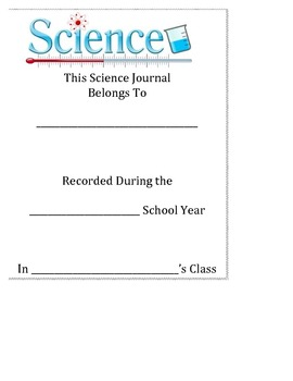 Interactive Science Journal Core ELA - Labs, Graphic Organ
