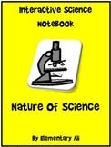 Interactive Science Notebook: Nature of Science (STAAR & C