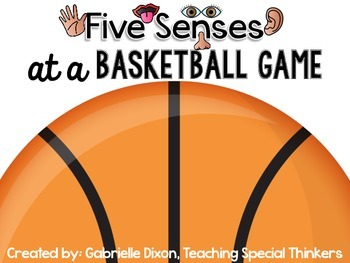 Interactive Science Pack: Exploring the Five Senses at a B