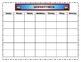 Interactive September Calendar Workbook