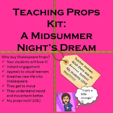 Interactive Shakespeare: A Midsummer Night's Dream Teachin