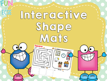 Interactive Shape Mats