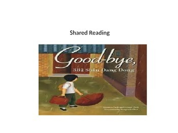 Interactive, Shared Reading