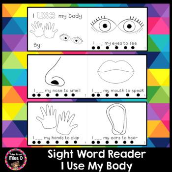 Sight Word Reader USE