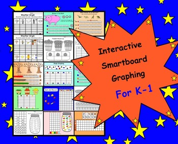 Interactive Smartboard Graphing for K-1