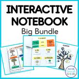 Interactive Spanish Notebook Activities {Big Bundle}