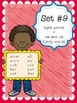 Interactive Spelling Curriculum and Working with Words, List 9