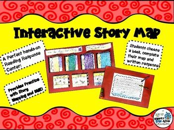 Interactive Story Map- Freebie!!