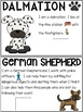 Interactive WH Question Books: Dog-Themed
