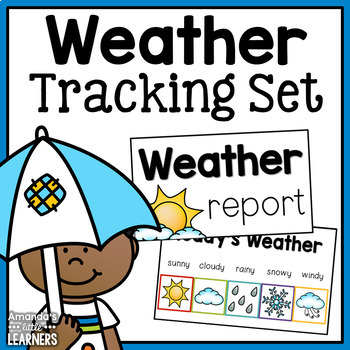 Weather Set - Charts, Song, Graph, and More!