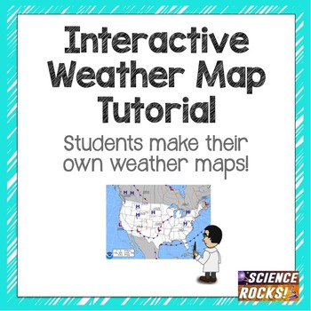 Interactive Weather Map Tutorial