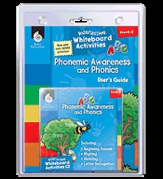 Interactive Whiteboard Activities: Phonemic Awareness and Phonics
