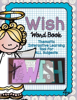 Interactive Word Book- WISH - For All Subjects