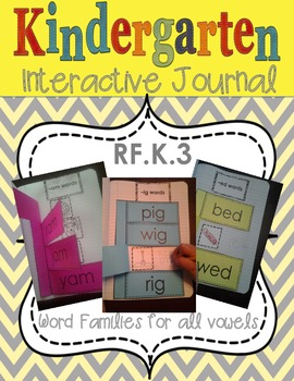 Interactive Word Families
