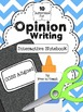 Interactive Writer's Notebook Bundle Narrative, Opinion, &