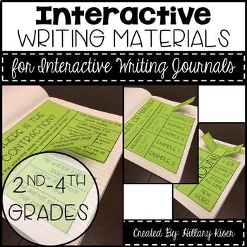 Interactive Writing Journal (Multi-Level)