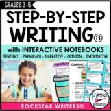 Interactive Writing Notebook Grades 3-5