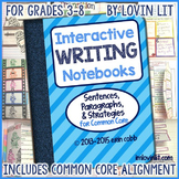 Writing Interactive Notebooks: Writing Activities for Comm