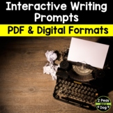 Interactive Writing Prompts