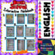 Interactive Notebook -Back to School (9 Activities/Clear I