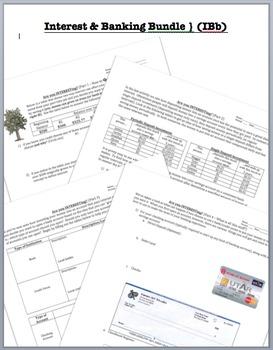 Interest & Banking Bundle