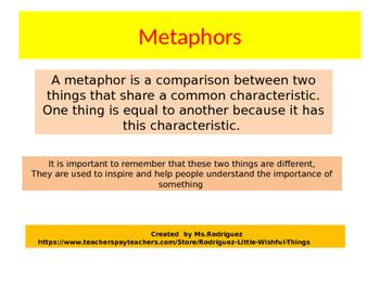 Interesting Metaphors
