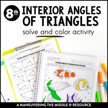 Interior Angles of Triangles