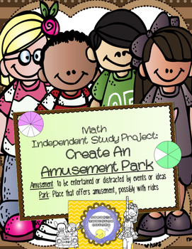 Intermediate Grade Math Independent Study Project -- Fract
