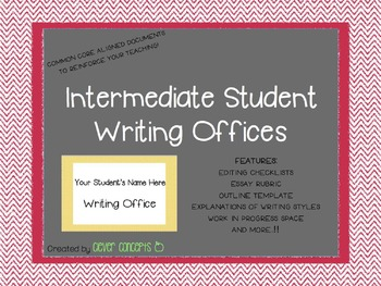 Intermediate Writing Offices