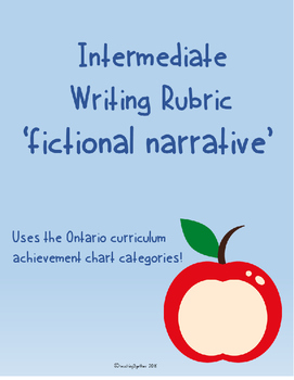 Intermediate Writing Rubric: Fictional Narrative