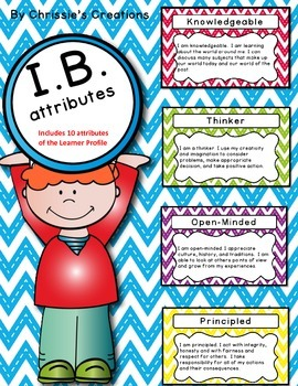 International Baccalaureate: IB Learner profile Attributes