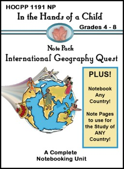 International Geography Quest: A Thematic Unit