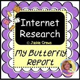 Internet Butterfly Research