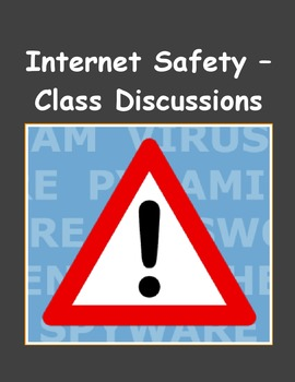 Internet Safety – Class Discussions for Younger Students