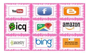 Internet Site Cards