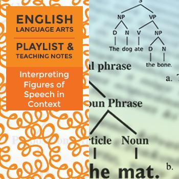 Interpreting Figures of Speech in Context