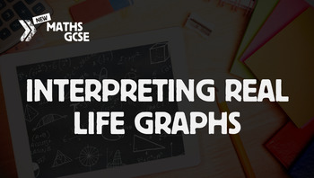 Interpreting Real Life Graphs - Complete Lesson