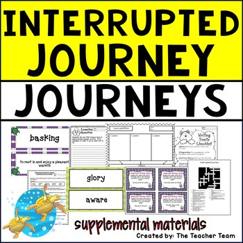Interrupted Journey Journeys Fifth Grade Supplemental Materials
