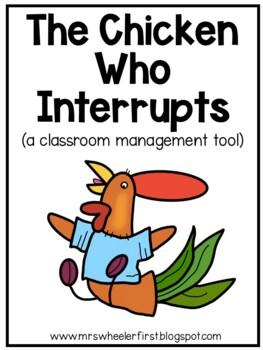 Interrupting Chicken!
