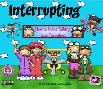 Interrupting: How to Make Talking Less Turbulent SMARTboar
