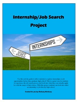 Intership Project: Perfect for any class!