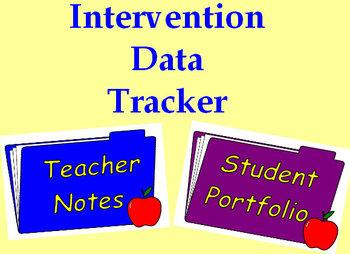Intervention Data Tracker Made Easy