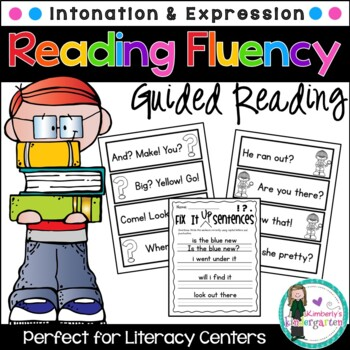 Intonation & Inflection Packet - Reading w/Emphasis. Guide