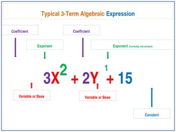 Intro to Algebraic Expressions, The Distributive Property